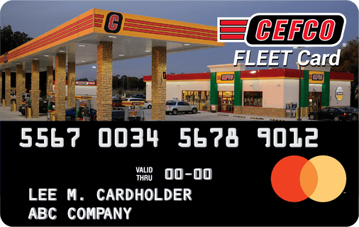 Cefco Fleet Card